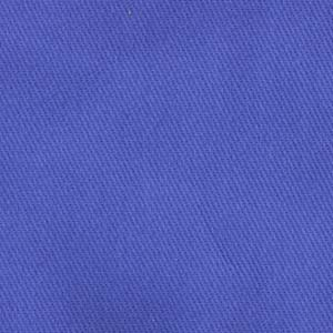 Twill Royal Blue Futon Cover