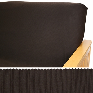 Stretch Brown Pillow