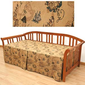 New World Daybed Cover