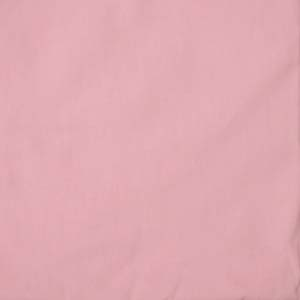 Solid Light Pink Fitted Mattress Cover
