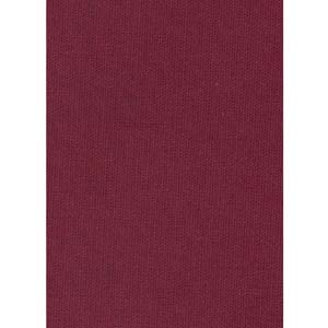 Solid Burgundy Skirted Futon Cover