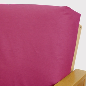 Poplin Rose Futon Cover