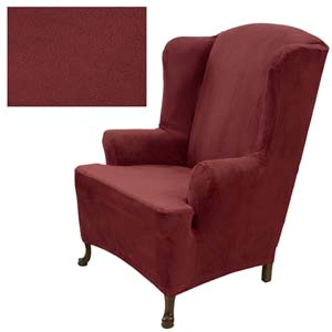 stretch-suede-merlot-wing-chair-cover-733