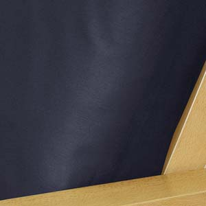 Dark Navy Amplitude Fabric