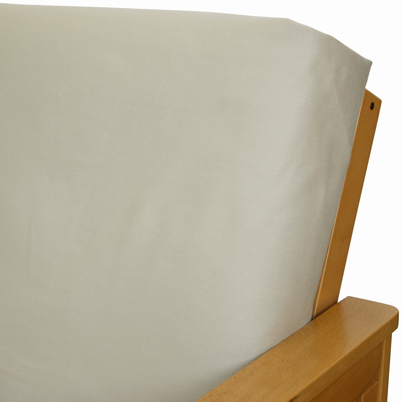 Brushed Cinnamon Canvas Futon Cover 181