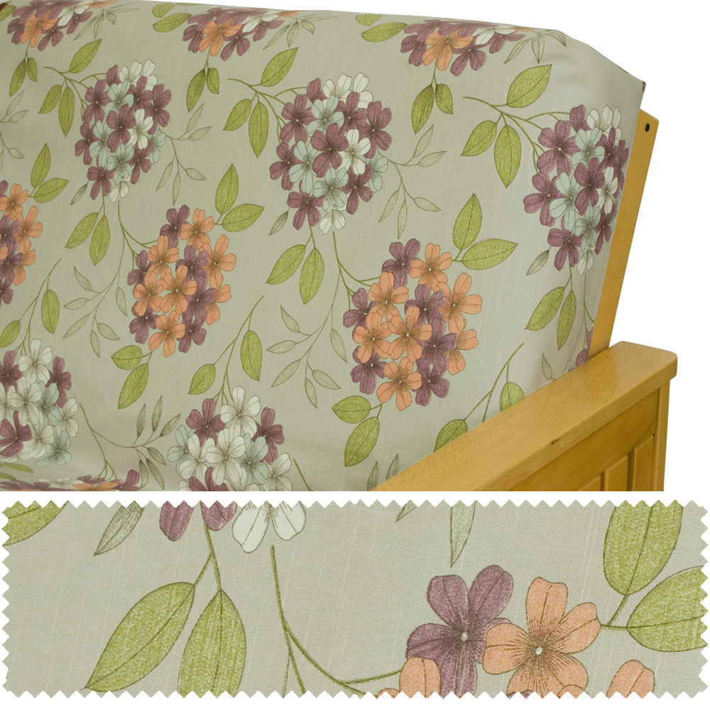 Julias Garden Futon Cover 42