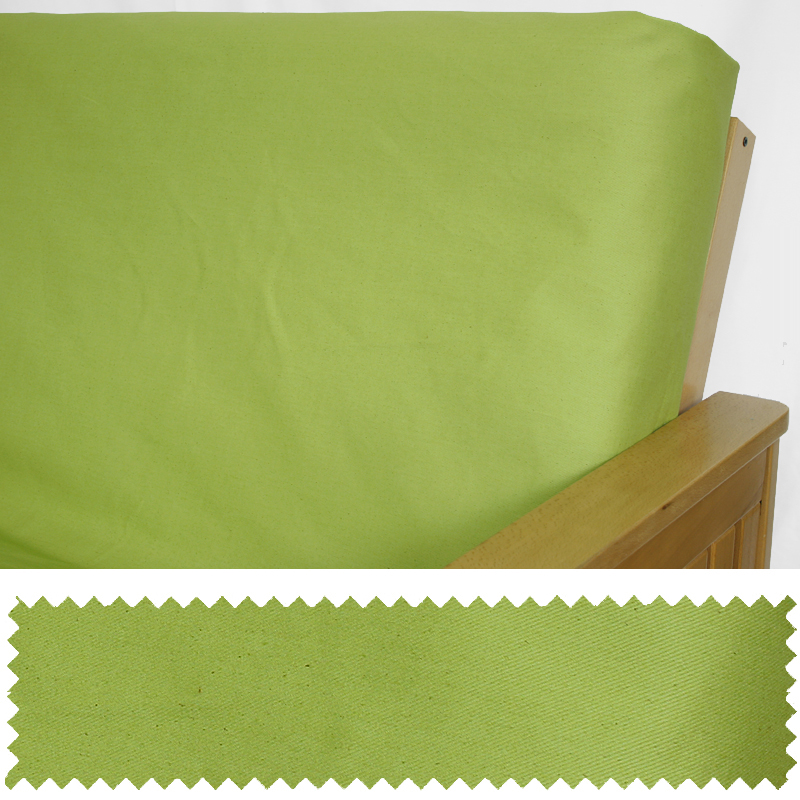 Twill Speckle Lime Futon Cover Buy From Manufacturer And
