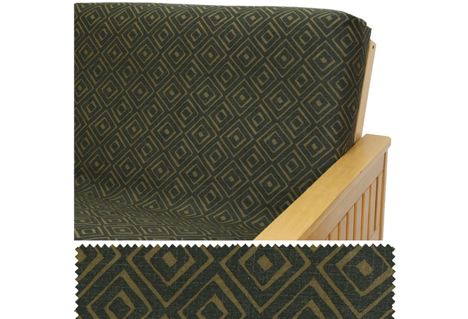 zoom dimension charcoal futon cover   buy from manufacturer and save   rh   futonstogo