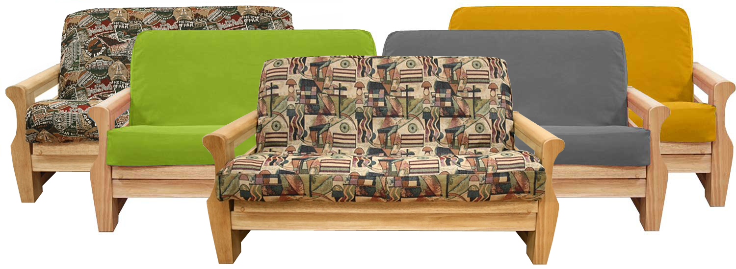 US Made Futon Covers