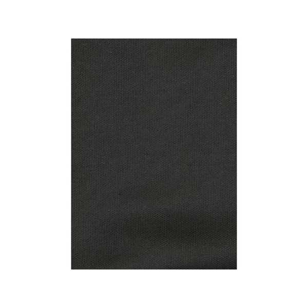 Solid Black Custom Pillow Cover 400