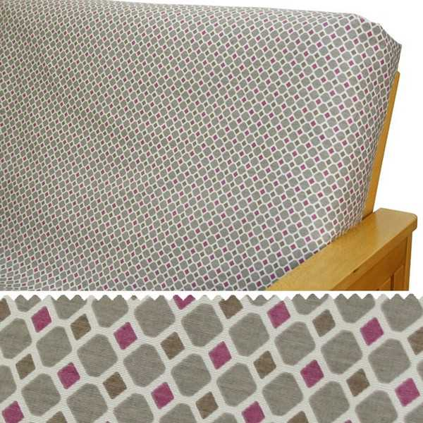 Crystallize Sterling Zippered Cushion Cover 221