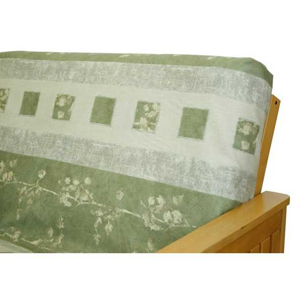 Patina Moss Zippered Cushion Cover 28