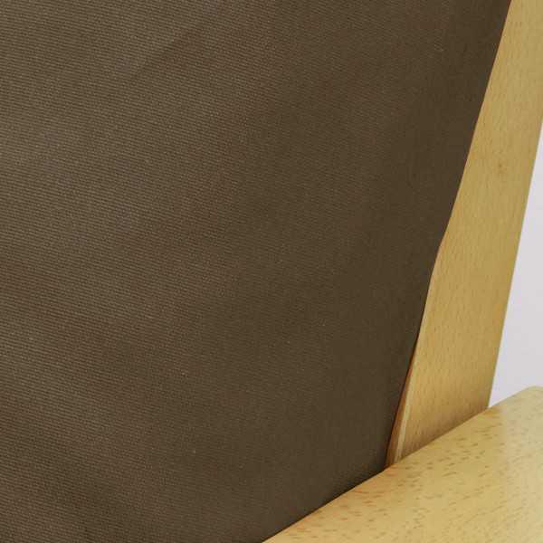 Poplin Brown Custom Pillow Cover 915
