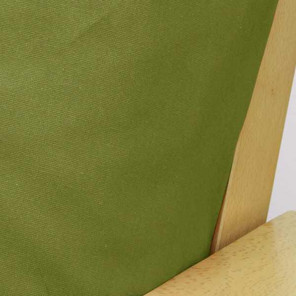 Poplin Olive Zippered Cushion Cover 914