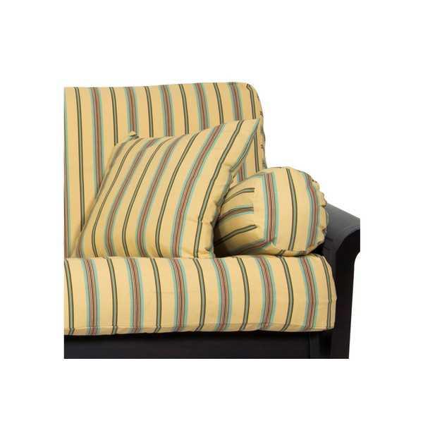 Sunny Isles Stripe Custom Pillow Cover 104