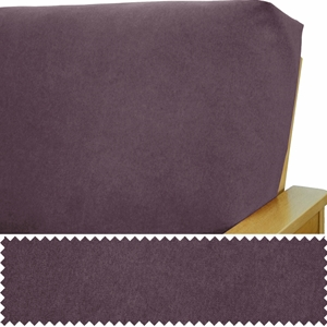 Ultra Suede Grape Pillow