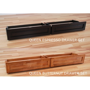 Set of 2 Futon Drawers