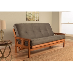 mission-arm-barbados-full-futon-frame-with-suede-gray-mattress