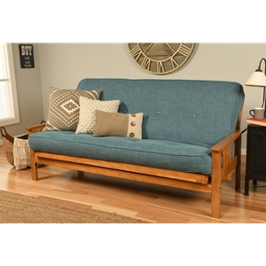 mission-arm-butternut-full-futon-frame-with-linen-aqua-mattress