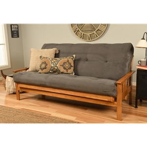 mission-arm-butternut-full-futon-frame-with-suede-gray-mattress
