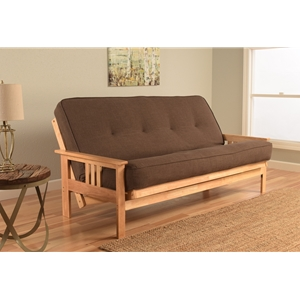 mission-arm-natural-full-futon-frame-with-linen-cocoa-mattress
