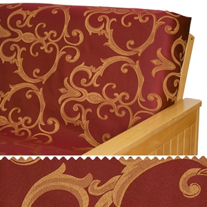 damask-ruby-scroll-futon-cover-213