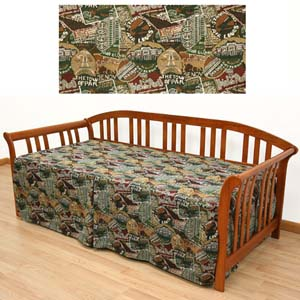 Travel Daybed Cover