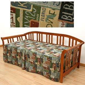Road Trip Daybed Cover 626