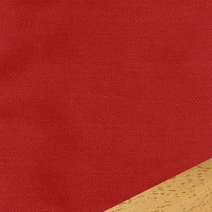 Solid Red Fitted Mattress Cover  410
