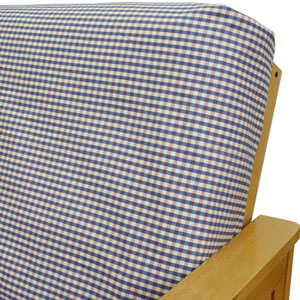 cottage-blue-check-full-futon-cover-wth-2-pillows-249