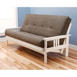 mission-arm-white-full-futon-frame-with-mattress-in-suede-olive