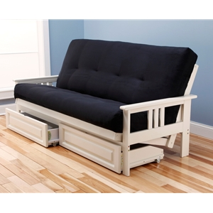 mission-arm-white-full-futon-frame-with-mattress-in-suede-black