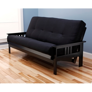 mission-arm-black-full-futon-frame-with-mattress-in-suede-black
