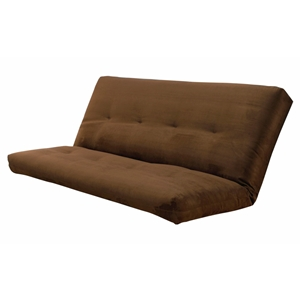 suede-chocolate-innerspring-futon-mattress