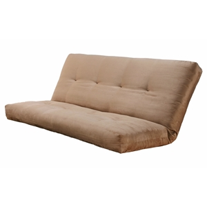 suede-peat-innerspring-futon-mattress