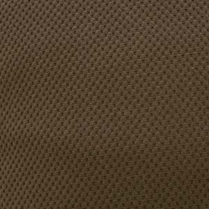 Stretch Pique Dutch Chocolate Fabric