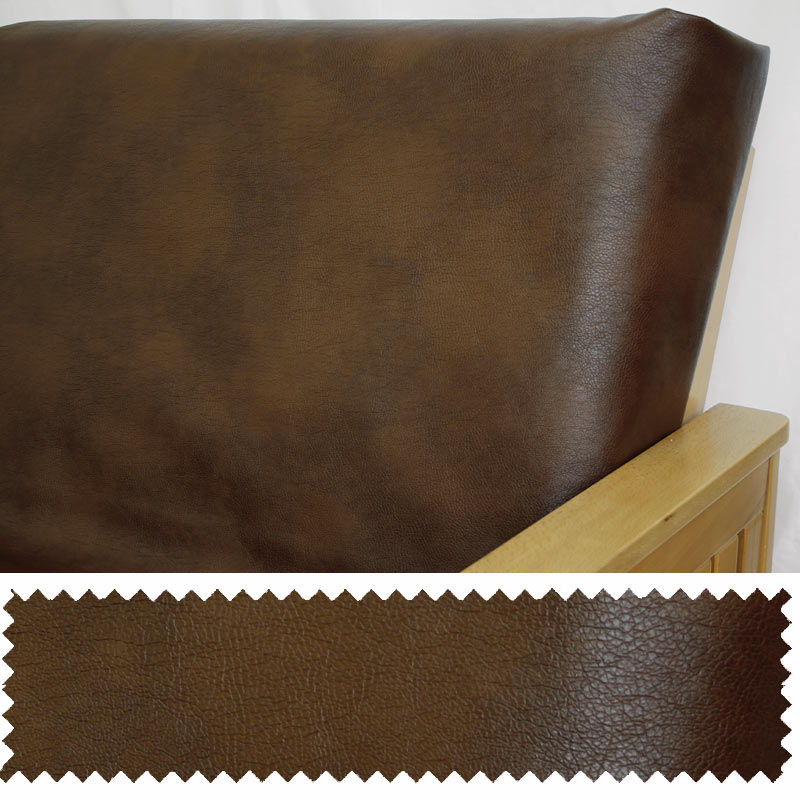 Faux Leather Brown Daybed Cover Buy from Manufacturer